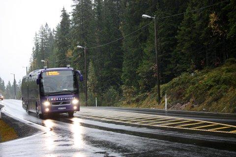 IRRITERER: Pendlere er kritiske til informasjonen Nettbuss gir - mangelfull og fraværende. (Arkivfoto)