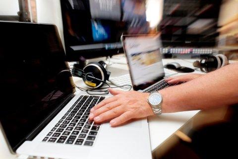 ULOVLIG:Mange virksomheter lagrer enorme mengder ulovlige persondata, ifølge en ny undersøkelse. Foto: Lise Åserud, NTB scanpix/ANB