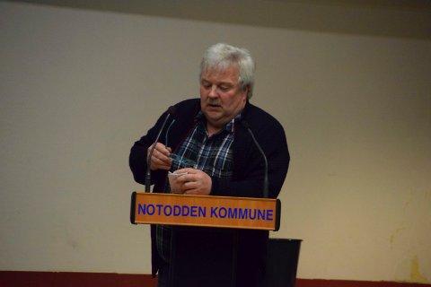 AVVISER: Varaordfører Torgeir Bakken avviser at han skal være en kandidat til å bli konstituert som rådmann etter Svein aannestad som fjernes torsdag.
