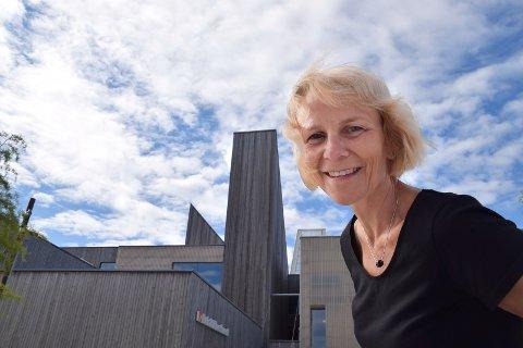 LEDER SKOLENE: Solveig Hortemo blir konstituert oppvekstsjef frem til nyttår.