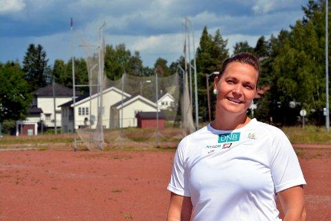 LEGGER OPP: Grete Etholm avsluttet i dag sin karriere under NM i Byrkjelo.