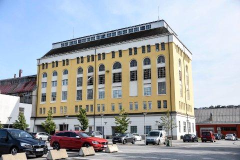 KONTORER: Bryn Eiendom skal nå også klargjøre 4. etasje i Bygg 90 for kontorer, og på sikt også 5. etasje.