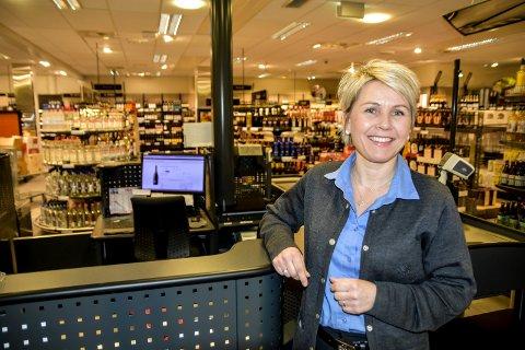 ETT ÅR: Kjersti Grana Johansen begynte som butikksjef i Notodden 1. januar 2019, og tar over som butikksjef i Porsgrunn 1. januar i 2020.