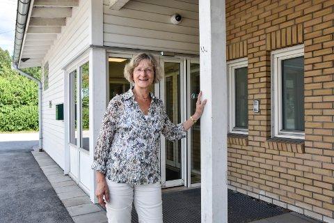 OPPFORDRING: Kommuneoverlege Mie Jørgensen oppfordrer alle som jobber innen helse og omsorg om å ta influensavaksinen.