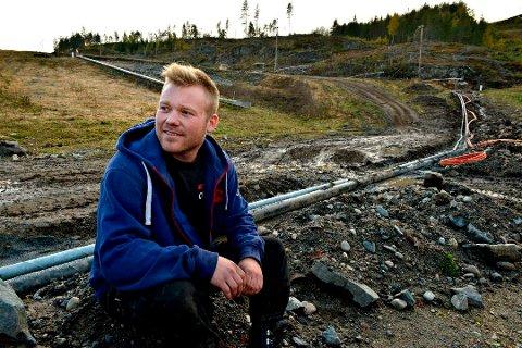 Halvor Jamtveit er daglig leder i Kongsberg Skisenter. Han kan se tilbake på et par virkelig gode år. Skisenteret har gjennom å endre sesongkortsalget fått enda flere besøkende.