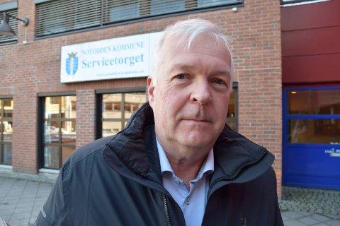 MILLIONÆR: Notodden kommunestyre har seks millionærer. Høyres Per Christian Voss er rikest av de 41 politikerne.