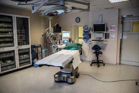 FIRE UKER: Sykehuset Telemark stenger kirurgisk avdeling ved Notodden sykehus i fire uker i sommer.