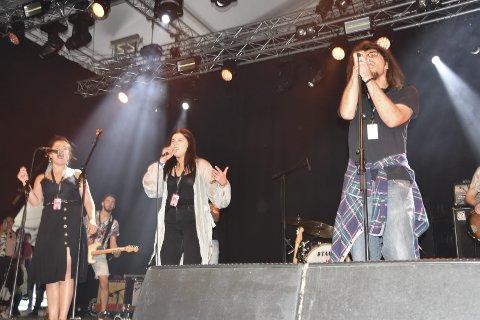 MOSTAR: Bandet fra Mostar vakte sterke følelser. Musikken har lagt hatet mellom etniske motsetninger til side. Det leverte virkelig!