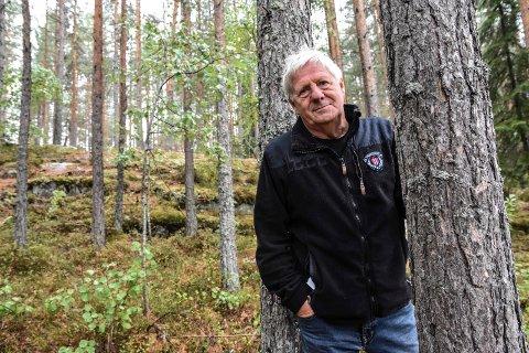 KANDIDAT: Reidar Solberg, kjent som komiker og politiker, vil være en samlende ordfører for alle hvor repsekten i kommunestyret skal gjenreies.