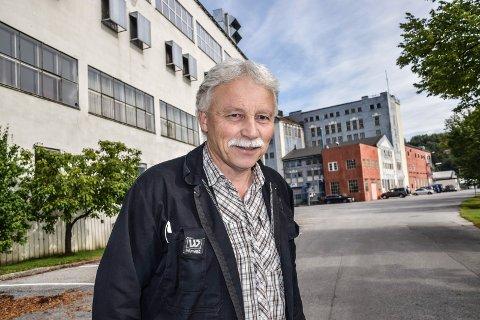 FLEST: Rødts Morten Halvorsen fikk flest slengere av alle i dette kommunevalget i Notodden.
