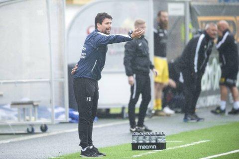 Tidligere Notodden-trener Kenneth Dokken kan bli Øygarden-trener.