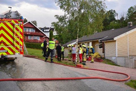 HARD KAMP: En boredekksarbeider fra Notodden er blant de 413 søkerne til tre heltidsstillinger i Drammensregionens Brannvesen IKS (DRBV).