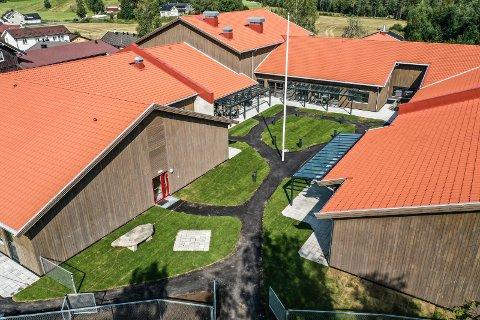 FORMELT: Det nye omsorgssenteret i Hjartdal kommunne har allerede gått under navnet Hjartdal omsorgssenter, og i september ble det formelt vedtatt at det skal være navnet.
