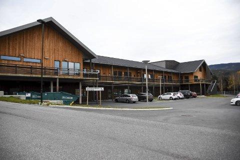 Haugmotun sykehjem: Det nye bygget ved Haugmotun vil ikke være nok. I årene som kommer blir det stadig flere eldre over 80 som vil kunne få behov for heltidsplass. .