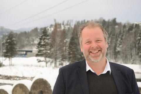 "STYRELEDER: Henrik Hognestad er styreleder og talsperson for nye ""Lønzåm Utvikling"". Arkivfoto"