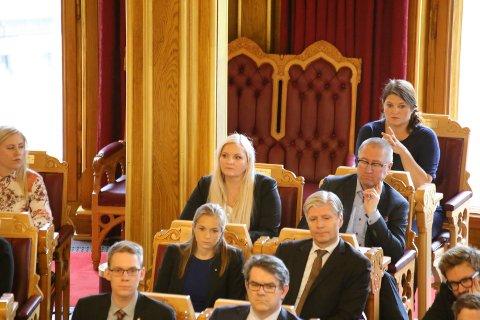 HJULENE: - Dette er viktig for å holde hjulene i gang for bygg- og anleggsnæringen, skriver Åslaug Sem-Jacobsen (Sp) i spørsmålet til samferdselsministeren.