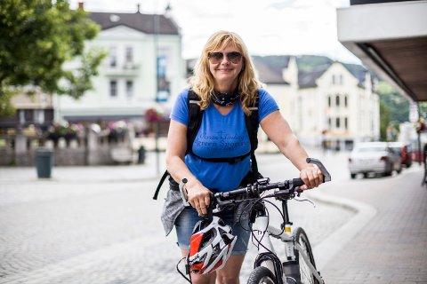 LEDER: Astrid Synnøve Løvflaten er valgt til leder av Forliksrådet i Notodden for perioden 2021 til 2024.