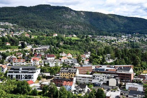 TVANGSSALG: I løpet av de siste to månedene har Notodden kommune fått sju innkomne brev knyttet btil tvangssalg av eiendom.