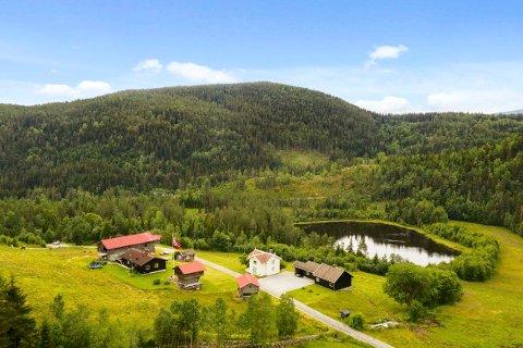 SELGES: Eiendommen Grov Søndre er til salgs med en prisantydning på rett under fire millioner kroner.