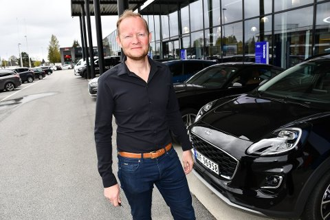 OMSETNINGSSMELL: Ole B. Solberg og Solberg Bil AS hadde et stort fall i omsetningen i 2019. Driftsresultatet ble imidlertid tredoblet.
