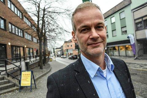 TILRETTELEGGES: Beredskapsleder og rådmann Per Sturla Wærnes opplyser at det blant annet tilrettelegges med hjemmekontor for ansatte fra kommunene i sone 1 og 2 rundt Nordre Follo.