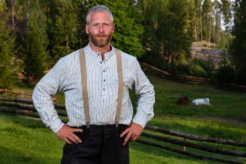 REALITY-DELTAKER: Andreas Nørstrud har fått mye oppmerksomhet for sine meninger når han har deltatt i reality-TV. Han var tilbake i Farmen-universet i 2018, nærmere bestemt i sidekonkurransen Torpet på TV2 Sumo.