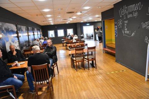 KONKURS: Den tidligere driveren av Tuven Kafe måtte kaste inn håndkleet etter et svakt koronaår. Foto: Kai Andersen