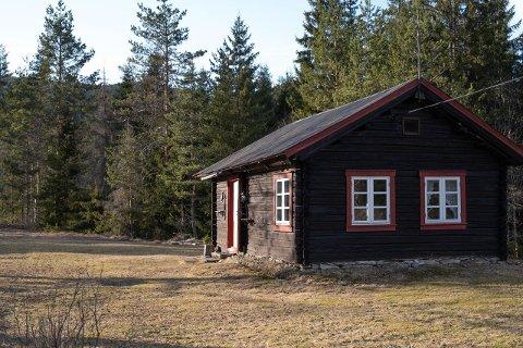 SOLGT:  idylliske Moen Skog i Gransherad, Liengrenda 431, er solgt.