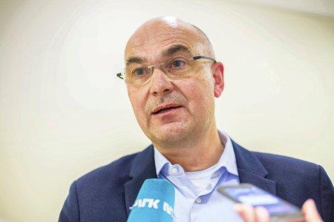 Dag Hårstad, administrerende direktør for Sykehusapotekene i Midt-Norge.