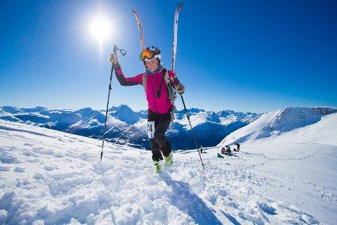 Elin Espvik gikk til topps i fjor. Alle foto: Daniel Kvalvik
