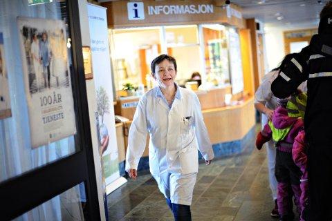 Anna Owczarz vil bli klinikksjef i Helse Møre og Romsdal.