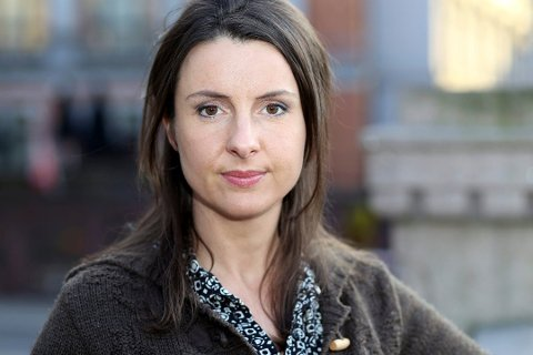 Jenny Klinge er godt fornøyd med både stortingsvalget og for å fortsette arbeidet i justiskomiteen.