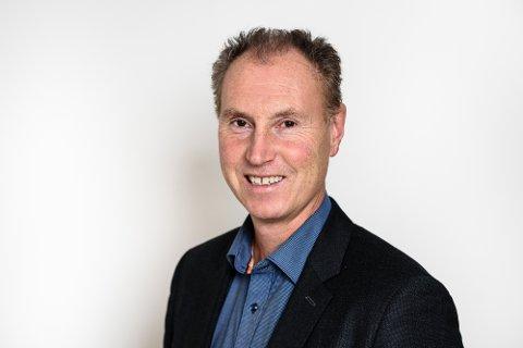 Arne Ivar Sletnes, fagsjef for internasjonale spørsmål i Norsk Landbrukssamvirke.