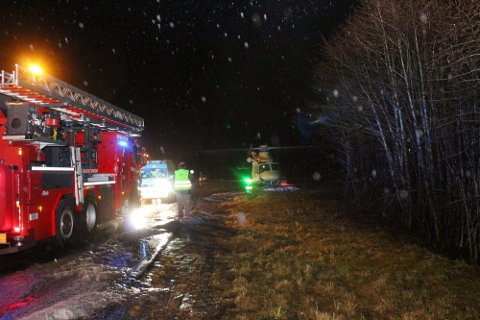 Sju personer var involvert i trafikkulykken på Fursetfjellet lille julaften. En 5 år gammel jente omkom, og nå er føreren av bilen siktet.