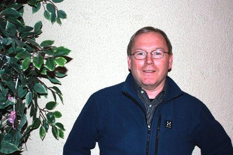 Joar Eide er gjenvalgt som leder i Frei Fotballklubb.