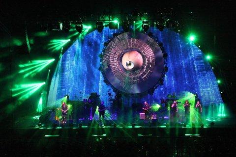 Brit Floyd turnerer verden over. 14. oktober spiller de i Kristiansund.