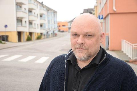 KRITISK: Stig Anders Ohrvik mener Fylkesmannen bedriver forskjellsbehandling ut fra egne motiver.