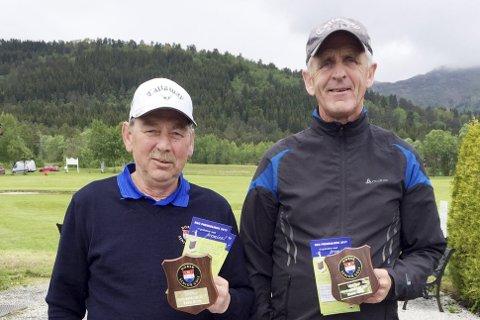 Rolf Tranø og Eiliv Solheim.