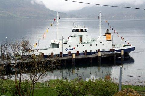 Fjord1 er fra og med i dag, 15. august, notert på Oslo Børs.