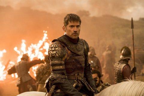Nikolaj Coster-Waldau spiller Jaime Lannister i Game of Thrones. Nå er flere filer fra den populære serien stjålet og publisert på nett.