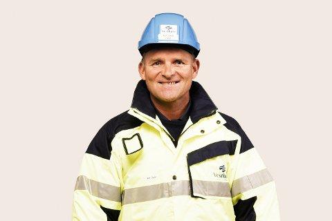 Administrerende direktør Alf Dahl i Vestbase er klar til høste de lokale fruktene av avtalen med Shell.
