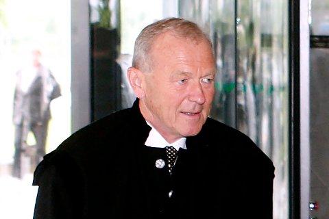 Arne Bjørlykke.