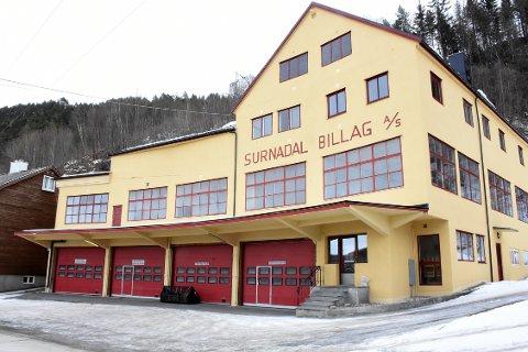 ARENA: Surnadal Billag er arena for nye innslag i Billag Festival 2021 kommende helg 4. og 5. september.