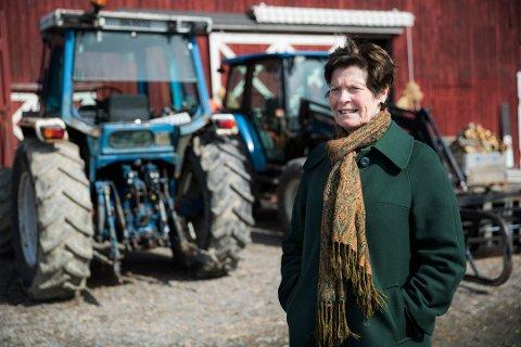 Ann Merete Furuberg gir seg som leder i Norsk Bonde- og Småbrukarlag.
