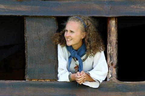 Karianna Sommerro (24) skal spele rolla som Gjertrud.