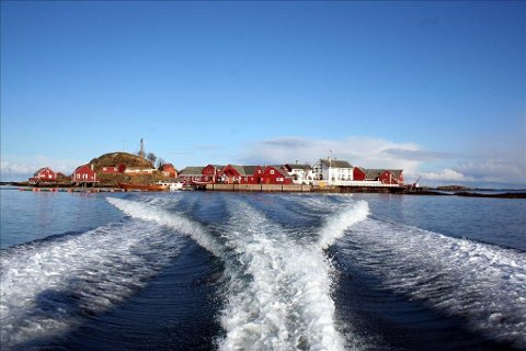 Håholmen Havstuer ligger flott til utenfor Averøy.