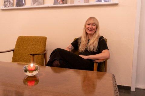 Lise Kristin Kvenseth er daglig leder og festivalsjef for Nordic Light.