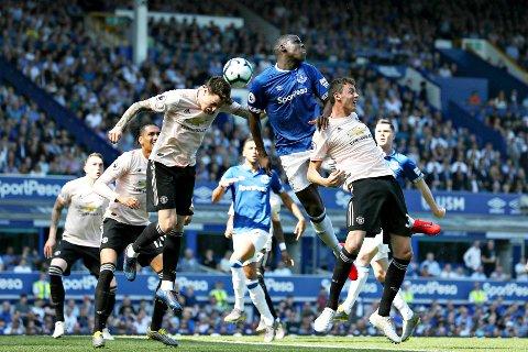 Manchester United tapte 0-4 mot Everton søndag. Onsdag venter Manchester City.