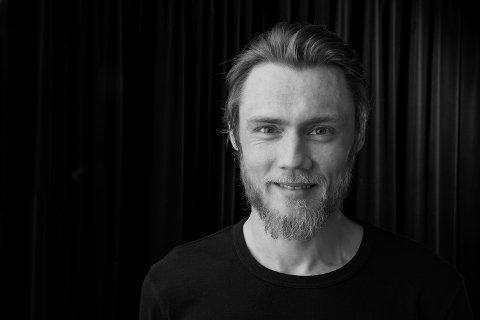 Lars Melsæter Rydjord blir Lars Hoås i årets Lady-oppsetning.
