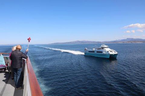 Møre og Romsdal fylkeskommune får 2,2 millioner kroner til å forberede anbud på utslippsfri hurtigbåtdrift.